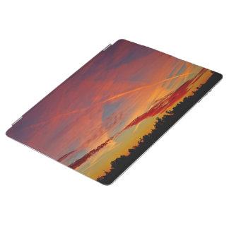 Solnedgång iPad Skydd