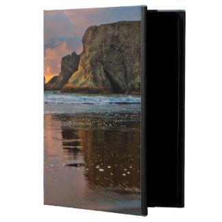 Solnedgång på den Oregon kusten - Bandon Powis iPad Air 2 Skal
