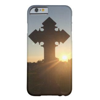 Solnedgång på kor barely there iPhone 6 fodral