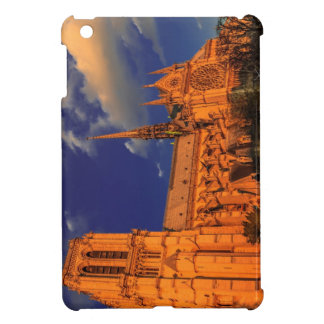Solnedgång på Notre Dame iPad Mini Fodral