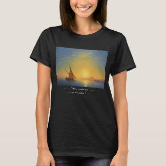 Solnedgången över IschiaIvan Aivazovsky Tröjor