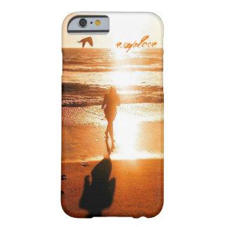 Solnedgången på stranden - undersök barely there iPhone 6 skal