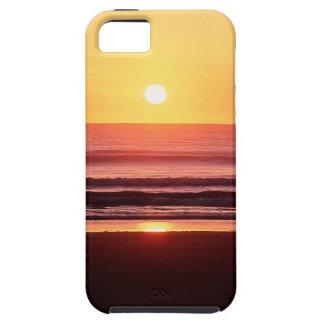 SolnedgångLifes energi iPhone 5 Fodraler