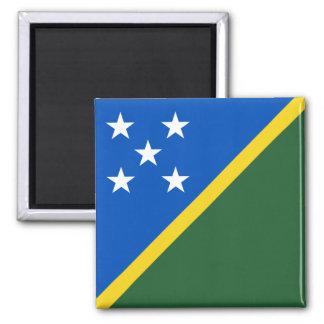 Solomon Island flaggamagnet Magnet