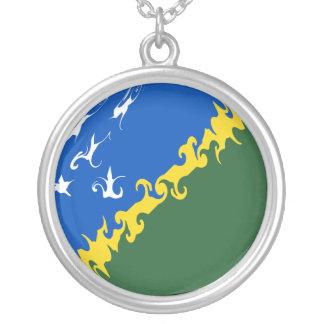 Solomon Island Gnarly flagga Smycken