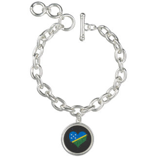 Solomon Island sjunker glänsande unikt Armband