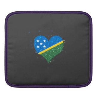 Solomon Island sjunker glänsande unikt Sleeve För iPads