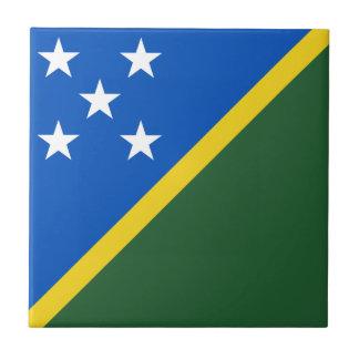 Solomon Island sjunker keramiskt belägger med tege Kakel