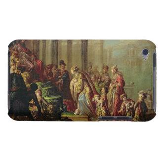 Solomon och drottningen av Sheba eller Esther för Barely There iPod Case