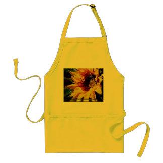 solros = sommarförkläde förkläde