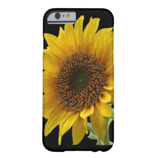 Solrosiphone case för henne barely there iPhone 6 fodral