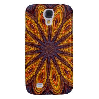 SolrosKaleidoscope Galaxy S4 Fodral