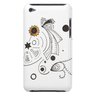 Solrosklotteripod touch case iPod touch fodral