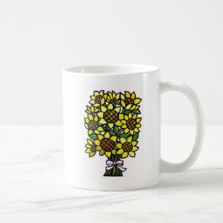 Solrosmugg Kaffemugg