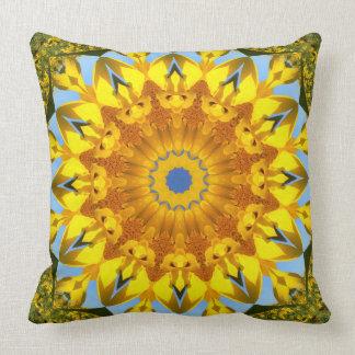Solrosnatur, Blomma-Mandala (Blumen-Mandalaen) Kudde