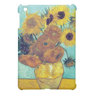 Solrosor av Vincent Van Gogh iPad Mini Skydd