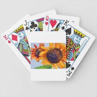 Solrosor Spelkort