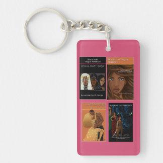 Solsken Taylor Reddick Keychain