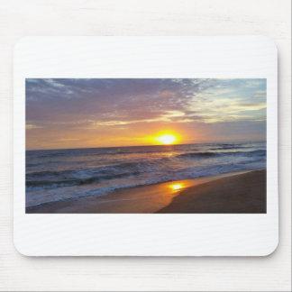 Soluppgång för banker för OBX-soluppgång yttre Musmatta