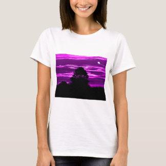 soluppgång-morgnar tee shirts