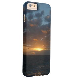Soluppgång på för havsjölandskap för hav II Barely There iPhone 6 Plus Skal