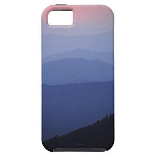Soluppgång sydliga Appalachian berg som är iPhone 5 Case-Mate Skydd