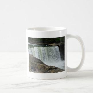 Som jag sågar nedgångarna kaffemugg