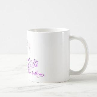 Som mässa som döttrarna av jobbet kaffemugg