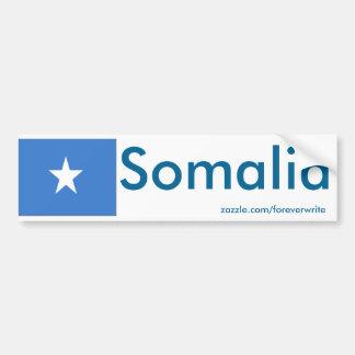 Somalia Bildekal