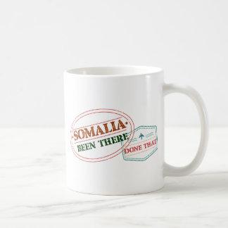 Somalia där gjort det vit mugg