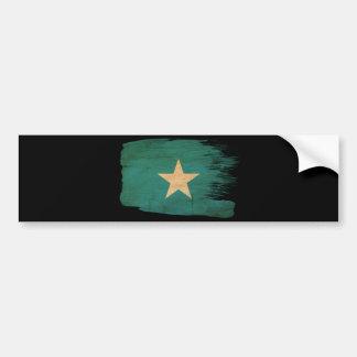 Somalia flagga bildekal