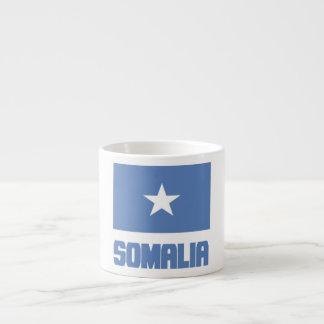 Somalia flagga espressomugg