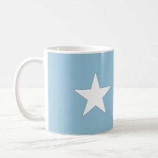 Somalia flagga kaffemugg