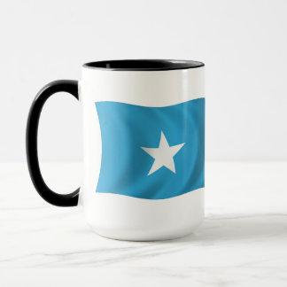 Somalia flaggamugg mugg