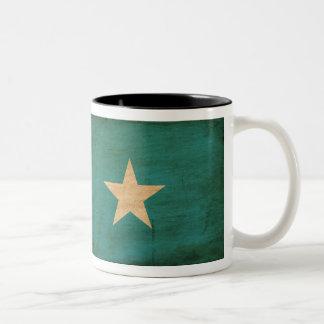 Somalia flaggamugg Två-Tonad mugg