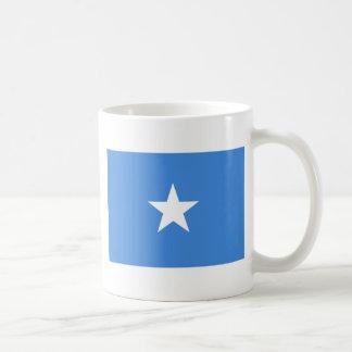 Somalia flaggamugg vit mugg