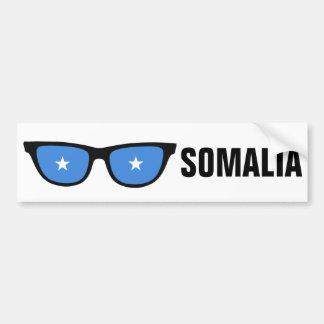 Somalia skuggar beställnings- bildekal