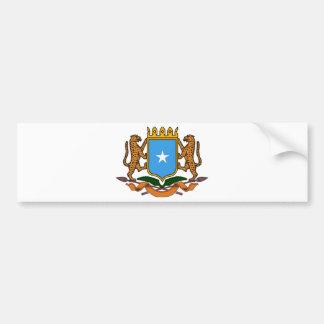 Somalia vapensköld bildekal