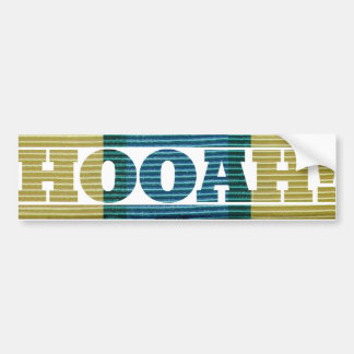 Somalia veteran HOOAH! Klistermärke