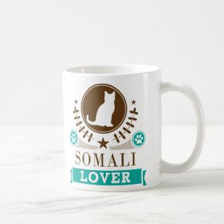 Somalisk kattälskare kaffemugg