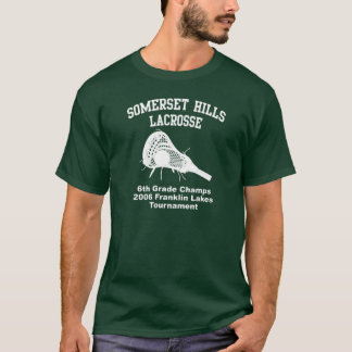 Somerset backeLacrosse T Shirt