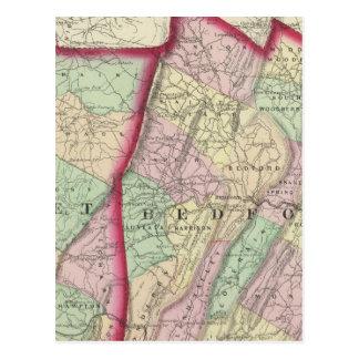 Somerset Bedford, Fulton län Vykort