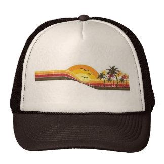 Sommar av hatten 1978 mesh kepsar
