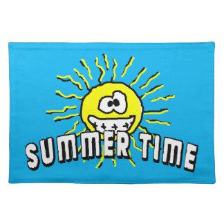 Sommar Time - lycklig sol Bordstablett