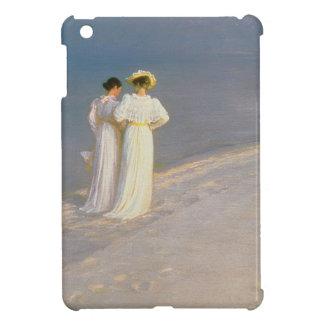 Sommarafton på Skagen den sydliga stranden 2 iPad Mini Mobil Skydd
