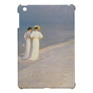 Sommarafton på Skagen den sydliga stranden iPad Mini Mobil Skydd