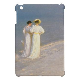 Sommarafton på Skagen den sydliga stranden iPad Mini Skydd