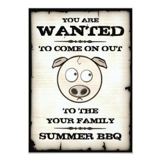 SommarBBQ önskade inbjudningar