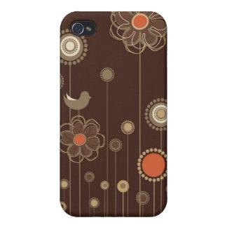 Sommaren blommar I iPhone 4 Fodral