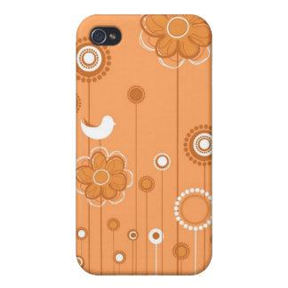 Sommaren blommar I iPhone 4 Hud
